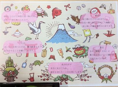 新年会 行事食 写真② .JPG